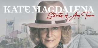 Kate Magdalena - Streets of Any Town