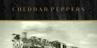 Cheddar Peppers - The Man in Black