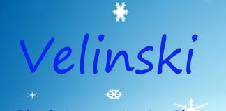 Velinski - Christmas Is A Time For Everyone
