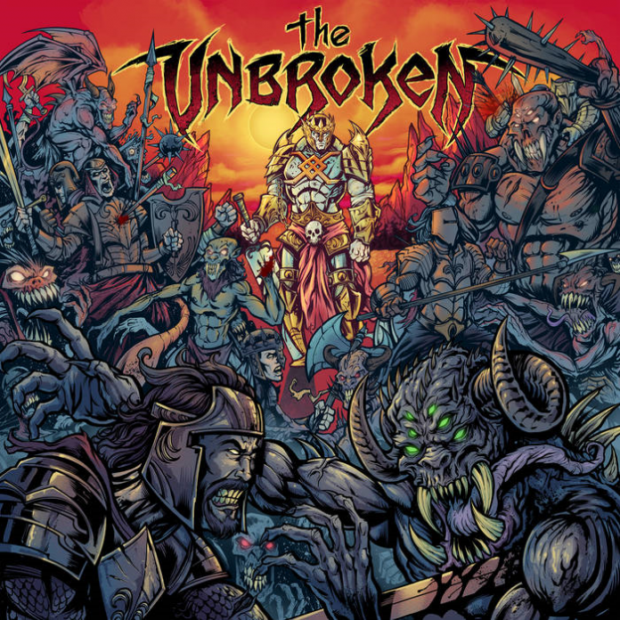 The Unbroken - Human Crown (Review)