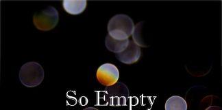 JmorE - So Empty