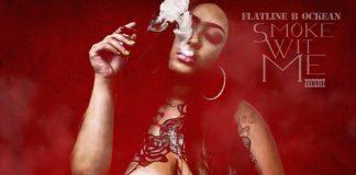 Flatline B Ocean - Smoke With Me (Review)