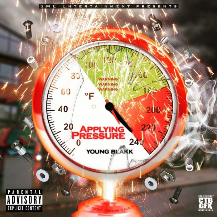 Young Blakk - Applying Pressure