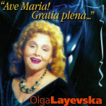 Olga Layevska - W.A. Mozart - Air of Kerubino