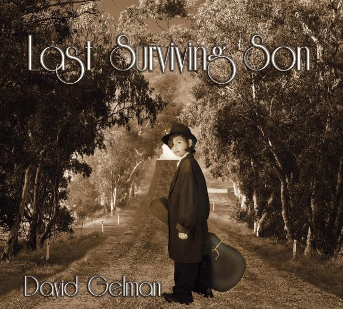 David Gelman - Lost Surviving Son (Review)