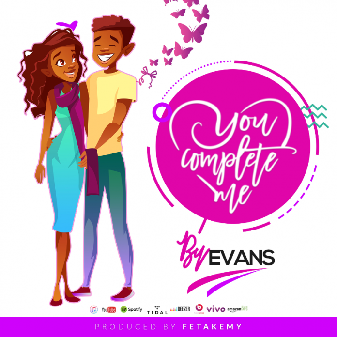 Evans - You Complete Me