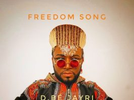 D.bé Jayri - Freedom Song