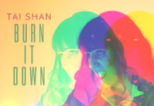Tai Shan - Burn it Down