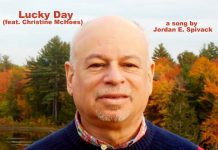 Jordan E. Spivack - Lucky Day (feat. Christine McHoes)