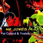 Yvalain - Mister Jones (feat. Patrick Collard)