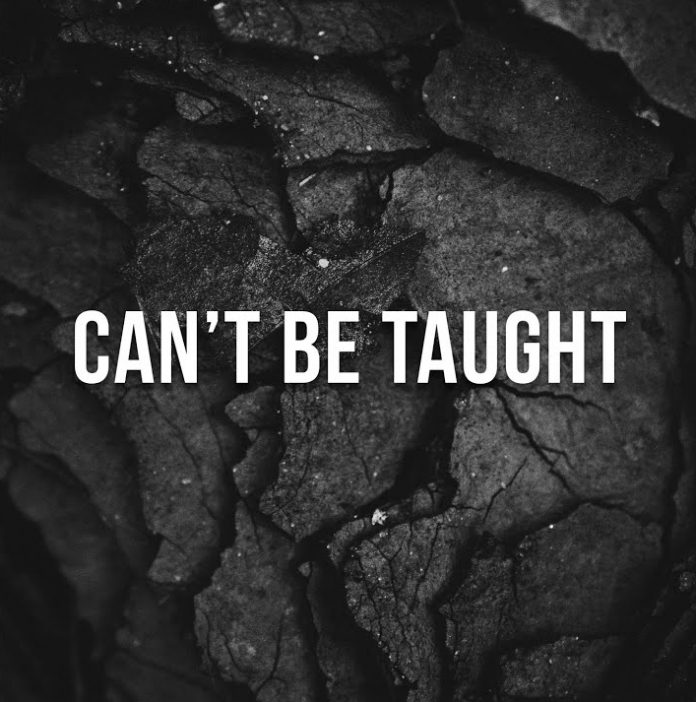 80vii - Can't Be Taught