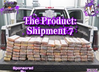 @DJ_tR1pL_6ixx of The SlabAllstarz DJs - The Product: Shipment 7