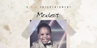 Modest - Watch Me Work EP