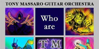 Tony Massaro Guitar Orchestra - A Turbulent Ride