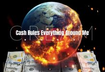 Royalty Tarantino - C.R.E.A.M. Cash Rules Everything Around Me