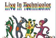 Shame Penguin - Live In Technicolor