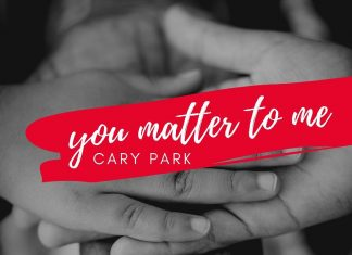 Cary Park - You Matter to Me