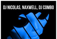 DJ Nicolas, Naxwell, DJ Combo - Blue (Da Ba Dee)