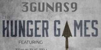 3Gunas9 - Hunger Games ft. Rob Free, Headkrack, Travii the 7th & VJ Smooth