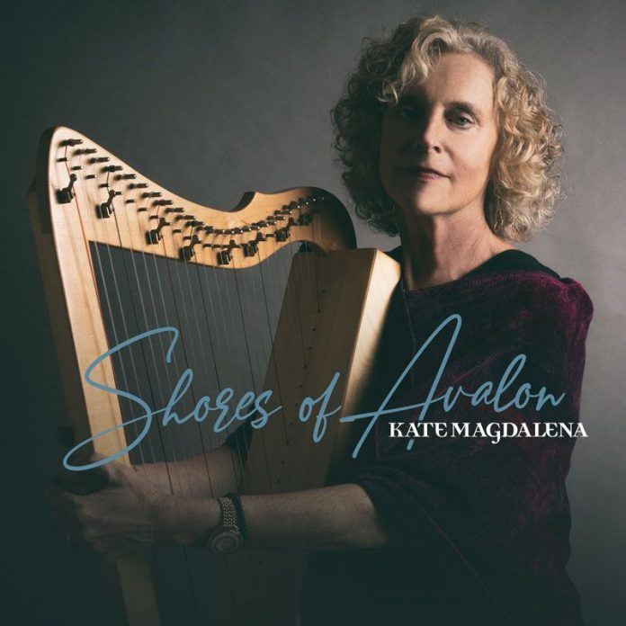 Kate Magdalena - Shores of Avalon