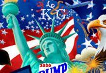 K.G. - Dump Trump 2020
