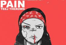 Teej Therown - Pain