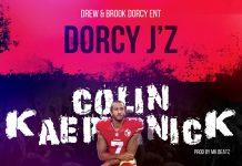 Dorcy J'Z - Colin Kaepernick