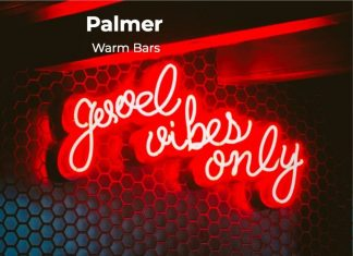 Palmer - Warm Bars (Single Release)