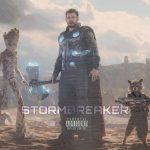 Russell Sangma & G-I-Rilla - Stormbreaker