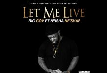 Big Gov feat. Neisha Ne'shae - Let Me Live