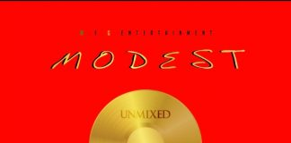 Modest - Untitled (Unmixed & Unmastered) EP