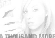 Stephanie Rhealyn - A Thousand More