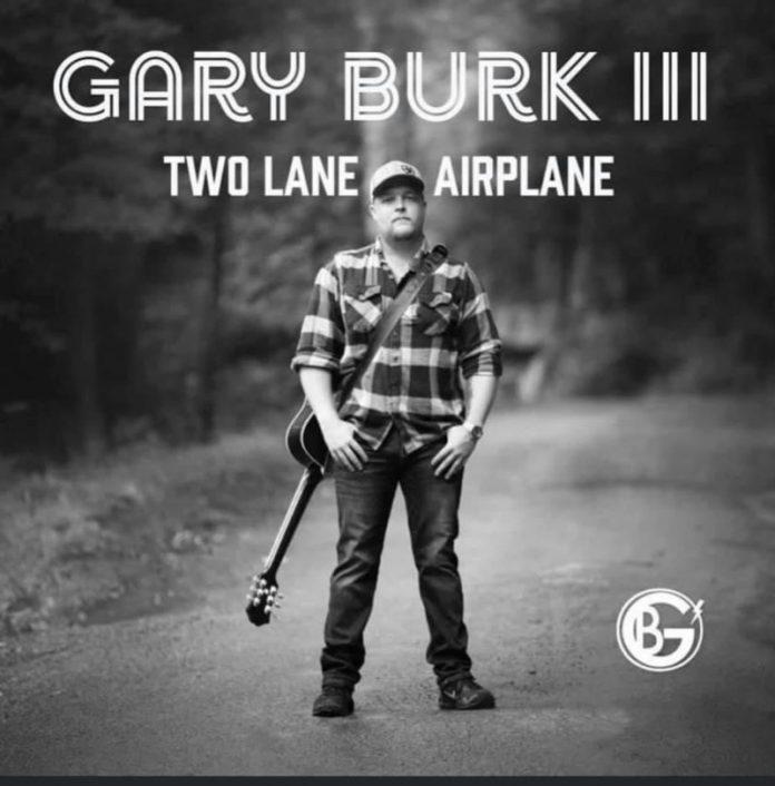 Gary Burk III - Two Lane Airplane