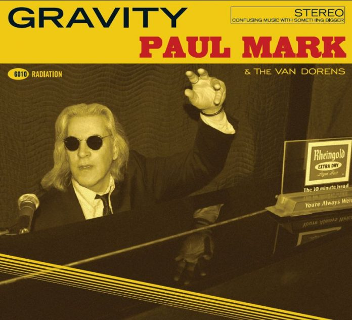 Paul Mark & The Van Dorens - Gravity (Review)
