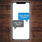 Aris Paul Band - Little White Screen