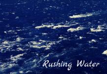 David King - Rushing Water