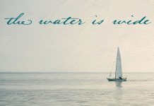 Kate Magdalena - The Water Is Wide