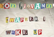 Don Giovanni - Wake Up