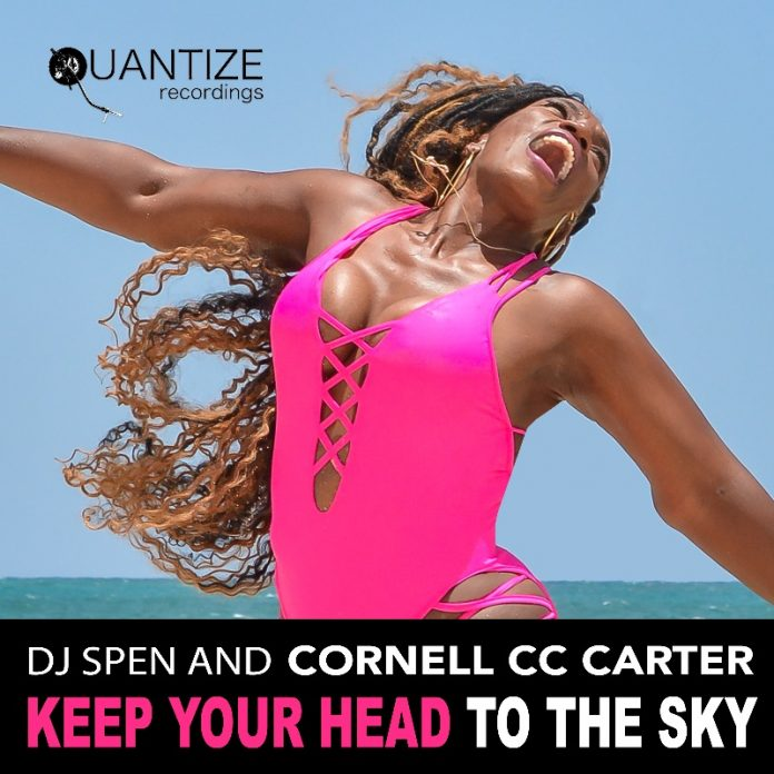 DJ Spen and Cornell CC Carter - Keep Your Head To The Sky