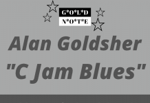 Alan Goldsher - C Jam Blues (Gold Note Singles Club, Vol. 7)