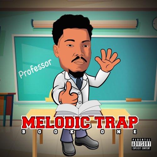 Professor - Melodic Trap Book One