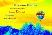 Jordan E. Spivack - Reverse Motion (feat. Right-To-Love)