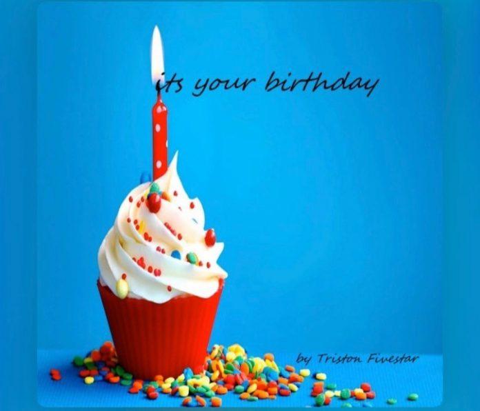 Triston Fivestar - It's Your Birthday