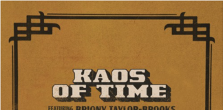 Uone & Western - Kaos Of Time feat Briony Taylor-Brooks