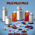 Mizz Frankie J Beatz - Pills Pills Pills