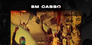 BM Casso - Blood On The Flag