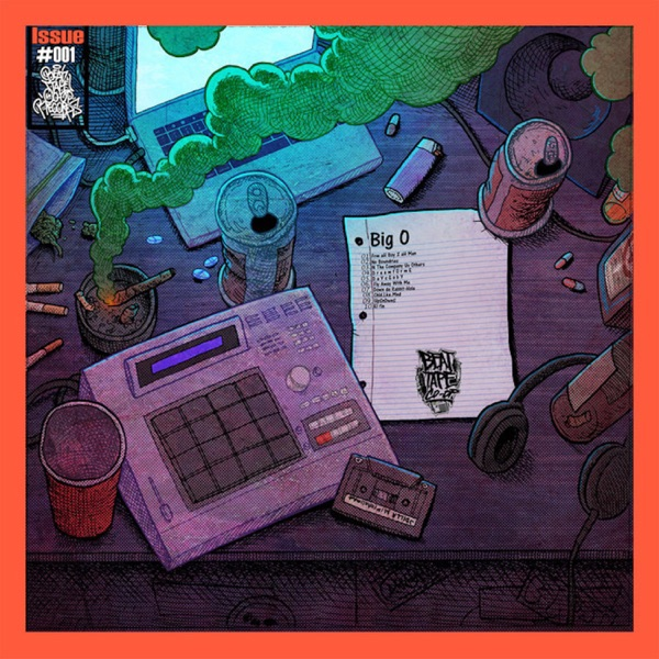 Big O - Beat Tape Co-Op Presents: The Foundation Producer Series 001 Introducing: Big O