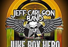 Jeff Carlson Band - Juke Box Hero