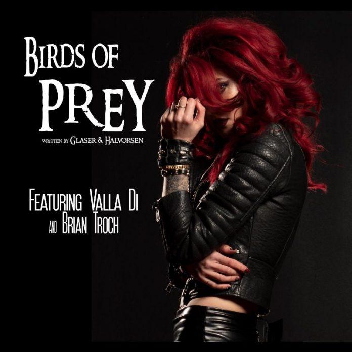 Glaser and Halvorsen - Birds Of Prey (feat. Valla Di & Brian Troch)