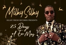 Milky Silky - 25 Days of Ex-Mas